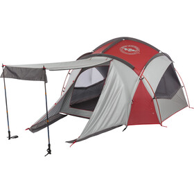 Big Agnes Guard Station 4 Tente, red